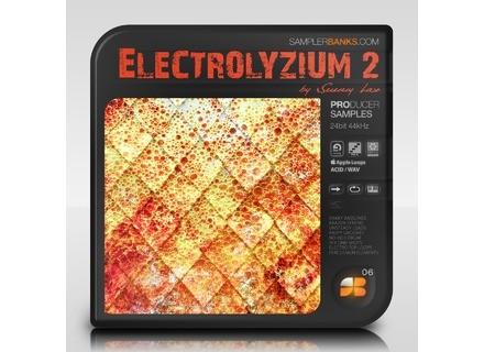 SamplerBanks Electrolyzium 2