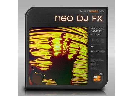 SamplerBanks Neo DJ FX