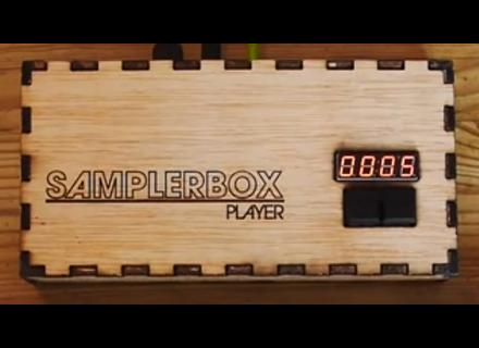 SamplerBox SamplerBox