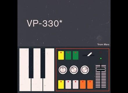 Samples From Mars VP-330 From Mars