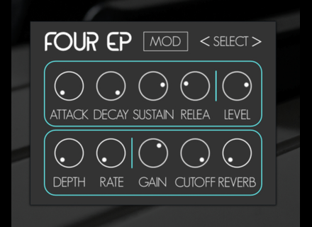 SampleScience Four EP