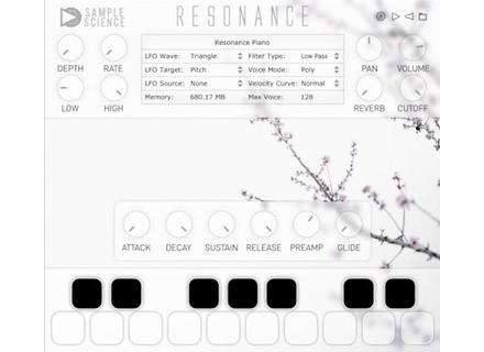 SampleScience Resonance