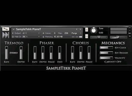 Sampletekk ST Pianet