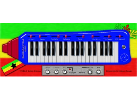 Samsara Cycle Audio SMP1 Virtual Melodica