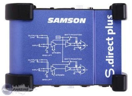 Samson Technologies S-direct plus