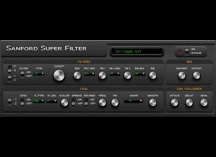Sanford Sound Design Sanford Super Filter