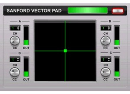 Sanford Sound Design Sanford Vector Pad