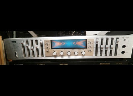 Sansui RG-7 Stereo Graphic Equalzier Consolette