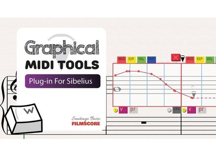 Santiago Barx Graphical MIDI Tools