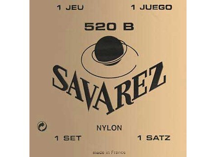 Savarez Carte Blanche 520B Light Tension