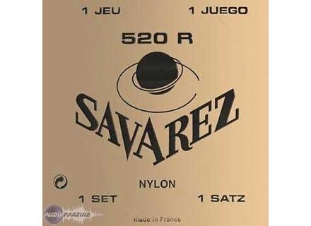 Savarez Carte Rouge 520R High Tension