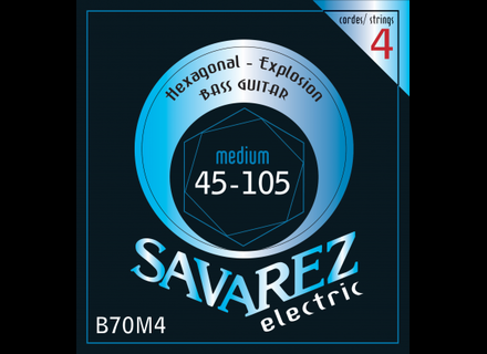 Savarez hexagonal explosion-medium 45-105