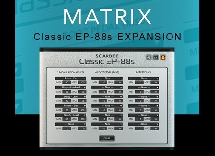Scarbee Matrix - Classic EP88S Expansion