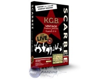 Scarbee Vintage Keyboard Gold Bundle - K2 - Sample Library + Plugin