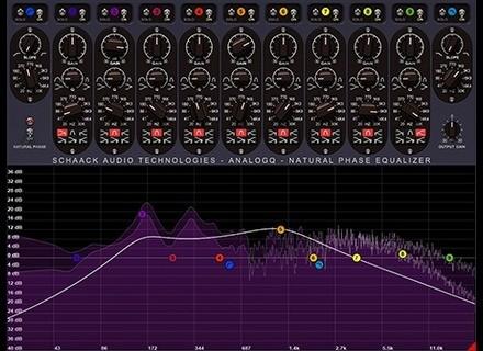 Schaack Audio Technologies AnalogQ