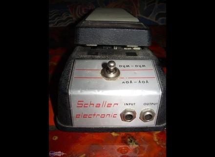 Schaller wha-wha/yoy-yoy