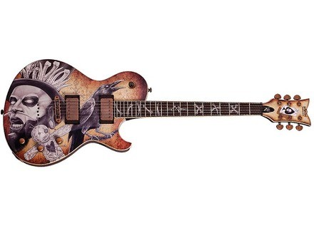 Schecter Loa Of The Dead Zulu