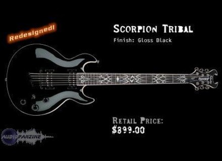 Schecter Scorpion Tribal