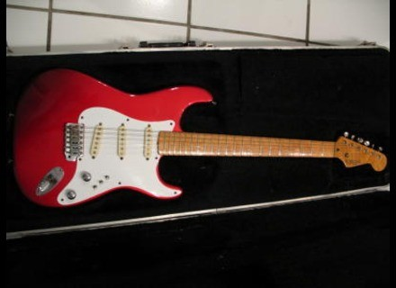 Schecter Stratocaster Custom Shop