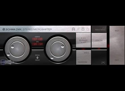 Schwa CMX Stereo Microshifter