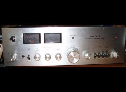 Scott Sommerfeldt Integrated amplifier 440A