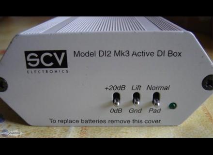 SCV Electronics DI Active II