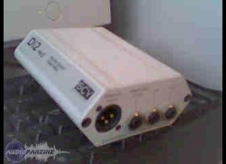 SCV Electronics DI2 MKIII
