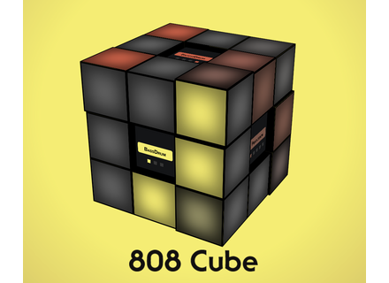 Secret Feature 808 Cube