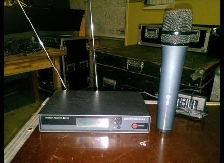 Sennheiser Sennheiser ew300. Micro HF main*