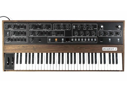 Sequential Circuits Prophet 5 Rev2