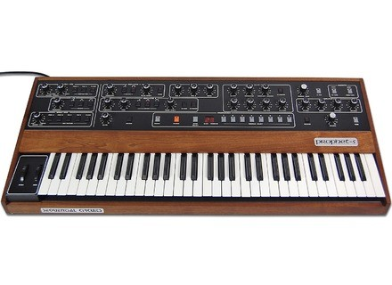 Sequential Circuits Prophet-5 Rev3