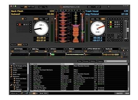 Serato Scratch Live 2.0