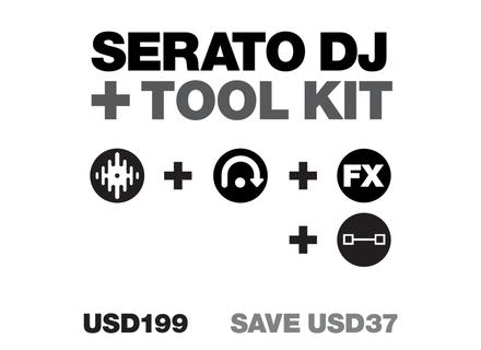 Serato Serato DJ + Tool Kit