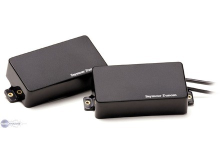 Seymour Duncan AHB-2 Blackouts Metal