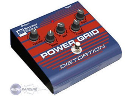 Seymour Duncan SFX-08 Power Grid