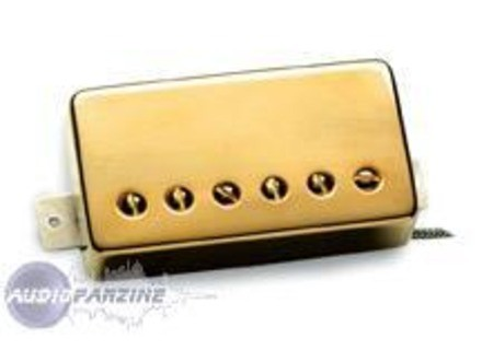 Seymour Duncan SH-55B Seth Lover Model Bridge - Gold Cover