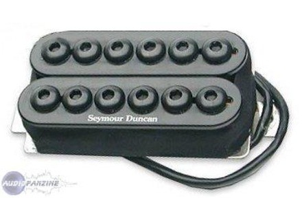 Seymour Duncan SH-8B Invader Bridge - Black