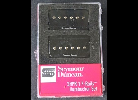 Seymour Duncan SHPR-1P-Rails Humbucker Set