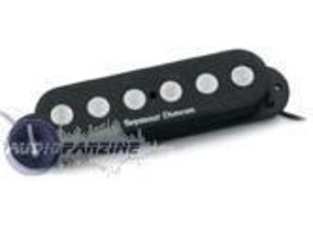 Seymour Duncan High Output Strat Pickups