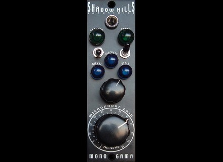 Shadow Hills Industries MONO GAMA MIC PRE