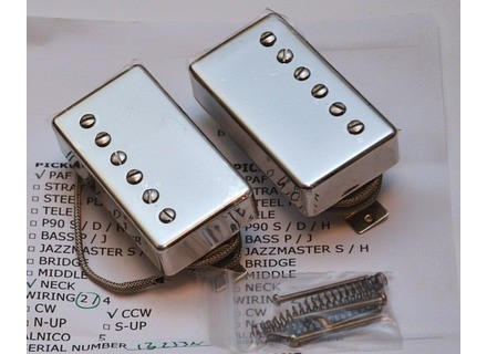 Sheptone Custom PAF Set