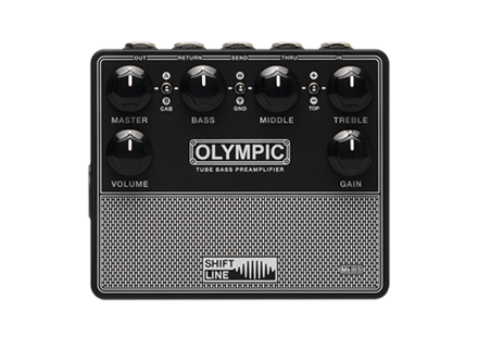 Shift Line Olympic Bass Preamp MK3s