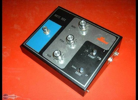 Shin-ei Companion MB-27 Mute Box
