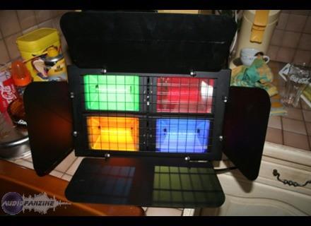 Showtec changeur de couleurs