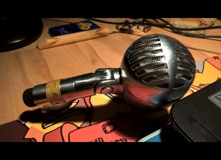 Shure 705A Ultra Crystal