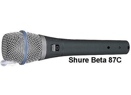 Shure Beta 87C