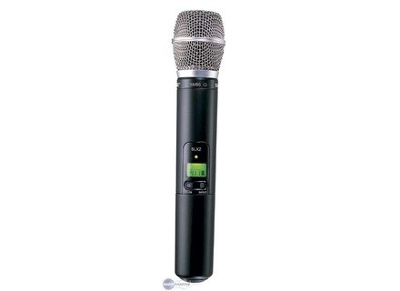 Shure SM86 Wireless
