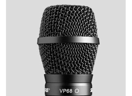 Shure VP68 Omnidirectional Wireless Capsule