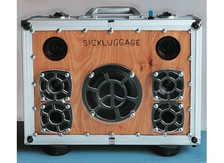 Sickluggage ShaboomBox Custom