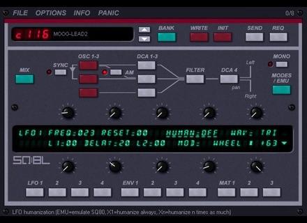 Siegfried Kullmann SQ8L VSTi Emulation